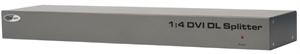 Bild von EXT-DVI-144DL 1:4 DVI Dual Link Verteilverstärker