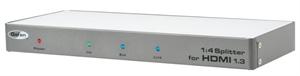 Bild von 1:4 HDMI 1.3 Splitter