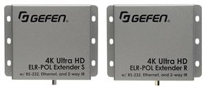 Bild von EXT-UHD-CAT5-ELRPOL | 4K Ultra HD ELR POL Extender bis zu 150m