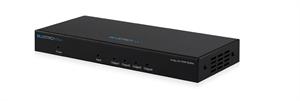 Bild von SP14AB 1:4 4K HDMI Splitter m. Audio De-Embedder (Auslauftype/Restbestände)