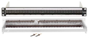 Bild von CSF 1x48 AV 3/1 SA G  Compact Connecting Patch Panel
