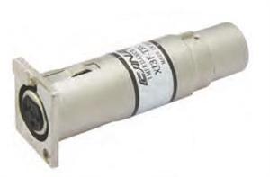 Bild von CANARE XJ3F-TRC-BCJ Impedanztransformator 110 Ohm/75 Ohm mit Flansch
