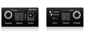 Bild von DIG11AU  Digital Audio Converter/Translator