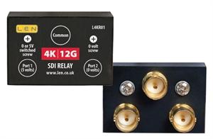Bild von 12G-SDI / 4K Relais (2x1 Umschalter)